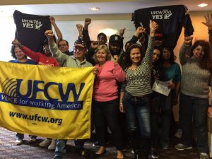 Indianapolis ConAgra Workers Join UFCW700 Union Family