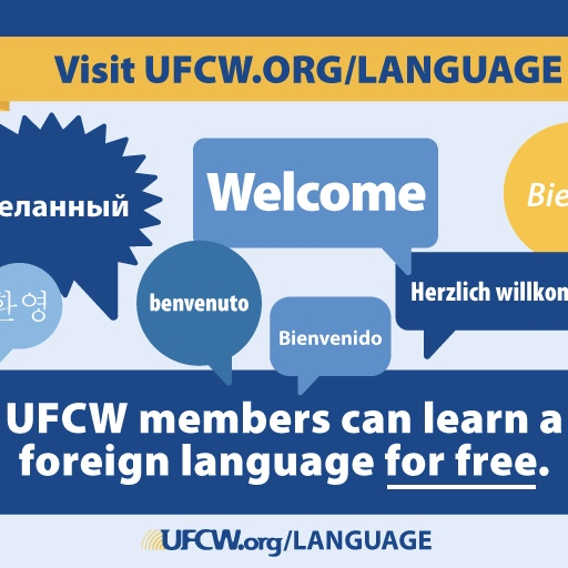 Learn a language for free!