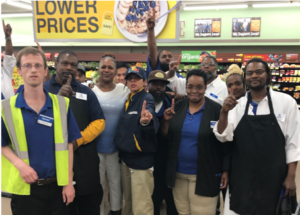 UFCW Local 700 Members Stand Together with 100% Membership at Indianapolis Kroger Store