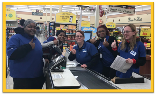 UFCW Local 700 Members Vote to Approve New Contract  for South Bend Kroger Stores